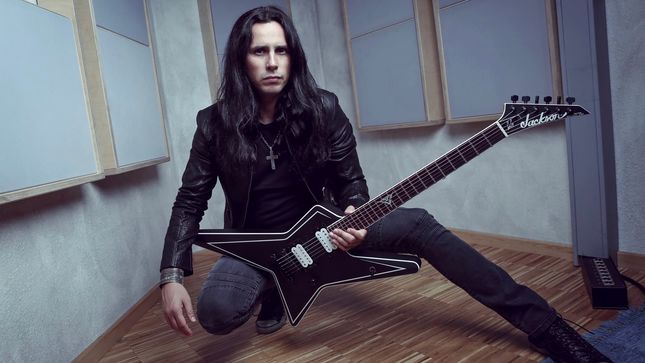 GUS G. Signs With AFM Records; New Album Due In April; North American Tour With VINNIE MOORE Kicks Off Next Week