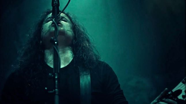 "KREATOR Premier Official Live Video For ""Hail To The Hordes"""