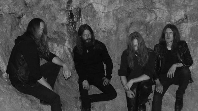 "DOMGÅRD Streaming New Song ""Kynjagaldr"""