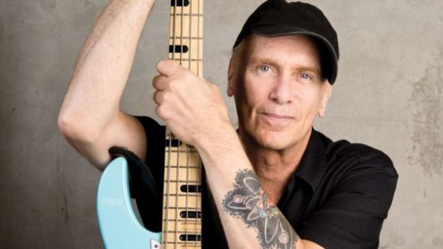 "BILLY SHEEHAN - ""It's Sad That So Many Musicians Get Fixated On Technical Stuff"""