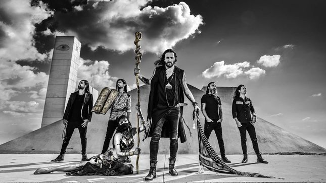 ORPHANED LAND Release Unsung Prophets & Dead Messiahs Album Teaser #2 (Video)