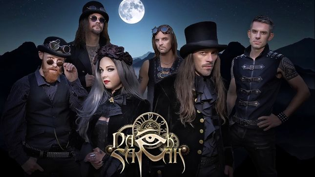 DARK SARAH Release New Teaser For Upcoming Album, The Golden Moth; Audio