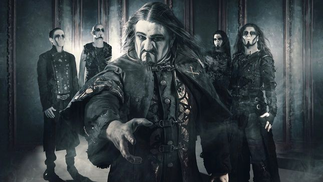 POWERWOLF To Begin Recording New Album In January With Producer JENS BOGREN