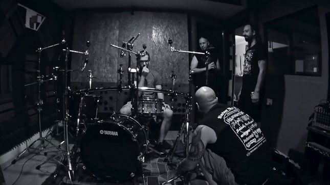 Greece's VARATHRON At Work On Sixth Studio Album; First Studio Video Streaming