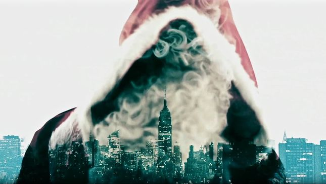 "THE 69 EYES Release ""Christmas In New York City"" Single; Music Video Streaming"