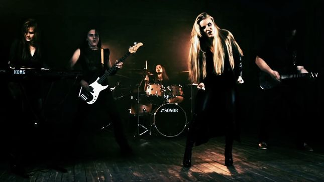 Belarus' ALCYONA Sign With Pride & Joy Music; Debut Album Due In February