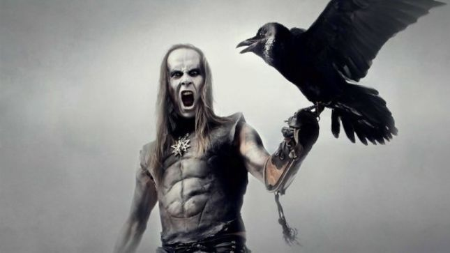 BEHEMOTH Frontman NERGAL To Reunite With Former Members On Stage At Upcoming Merry Christless Shows In Warsaw
