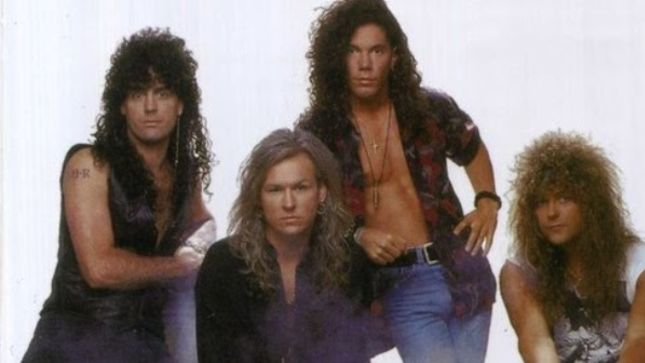 Brighton Rock Unreleased Song Gang Bang From 1991 Streaming Featured On Re