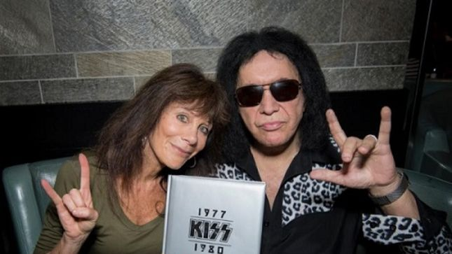 KISS: 1977 - 1980 Book Signing With Photographer Lynn Goldsmith In NYC