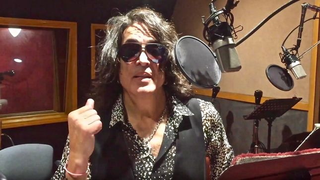 PAUL STANLEY Issues Video Message For Upcoming SOUL STATION Live Dates In Tokyo And Osaka