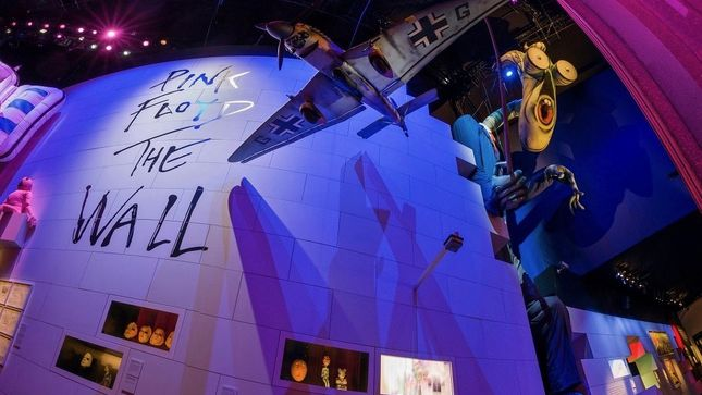 PINK FLOYD - The Pink Floyd Exhibition: Their Mortal Remains To Open In Rome This January; Video Trailer