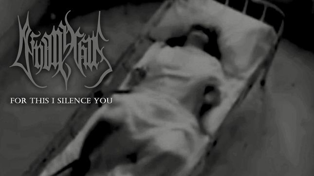 "DEINONYCHUS Release ""For This I Silence You"" Music Video; New Album Due In December"