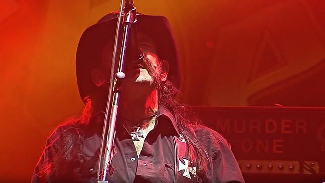"Late MOTÖRHEAD Leader LEMMY KILMISTER - Final Solo Performance On CHRIS DECLERCQ's ""We Are The Ones"" Single Available Tomorrow"