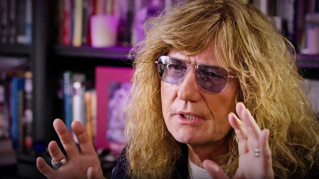"DAVID COVERDALE Says ""Children Of The Night"" Was WHITESNAKE Reworking DEEP PURPLE's ""Burn"" Riff, ""To Try To Get A Kick-Ass Opening Song In Concert""; Video"