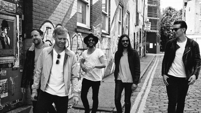 THE TEMPERANCE MOVEMENT Launch Online Treasure Hunt For New Song