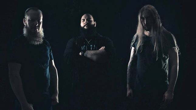 "FEARED Featuring THE HAUNTED, SUFFOCATION, DÅÅTH, CLAWFINGER Members Release Animated Video For ""Your Black Is My White"""