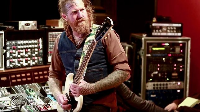 "MASTODON's Emperor Of Sand ""Making Of"" Documentary Streaming In Full; Includes 30 Minutes Of Never Before Seen Footage"