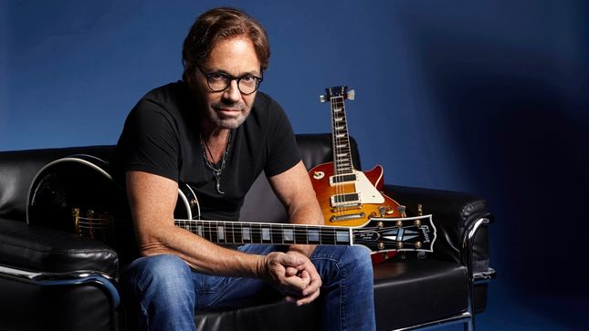 AL DI MEOLA To Release Opus Album In February; Track Commentary Posted