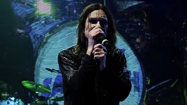 "BLACK SABBATH Streaming Live ""Children Of The Grave"" Performance From The End Concert Film; Video"