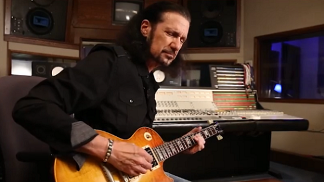 "BRUCE KULICK Talks Performing On KISS Kruise VII - ""I Was Always Wondering If They'd Ever Invite Me"""