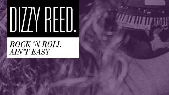 GUNS N' ROSES Keyboardist DIZZY REED To Release Debut Solo Album In February
