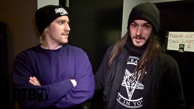 RINGS OF SATURN Featured In New Crazy Tour Stories Episode; Video