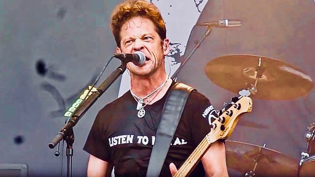 "JASON NEWSTED On Former METALLICA Bandmates - ""There Were No Weak Links"""