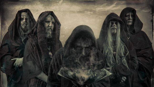 "Exclusive: ABHORDIUM Premier ""Obsidian Chamber"" Video"