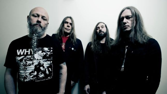 CATHEDRAL Side Project SEPTIC TANK To Release Official Debut Album In Spring 2018