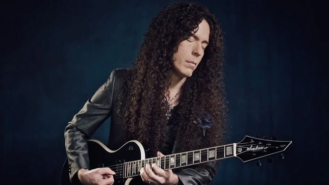 MARTY FRIEDMAN Demos EMG MF Signature Pickup Set; Video