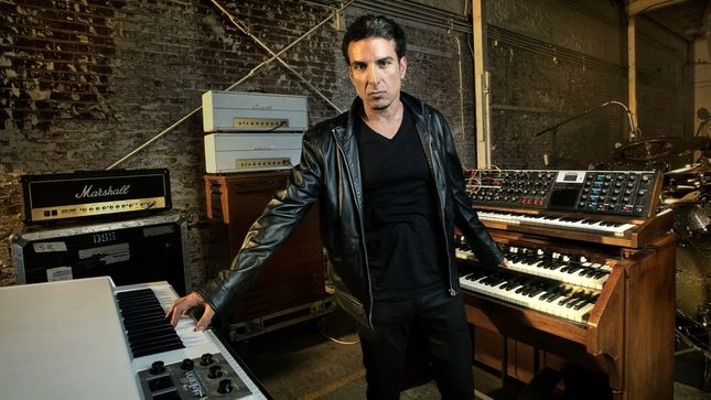 SONS OF APOLLO / Ex-DREAM THEATER Keyboardist DEREK SHERINIAN Guests On Talking Metal Podcast (Audio)