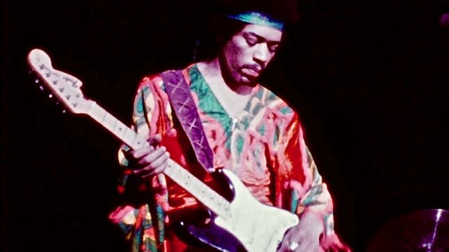 Report: JIMI HENDRIX' Legend Lives On In Vancouver Island-Crafted Custom Guitars (Video)
