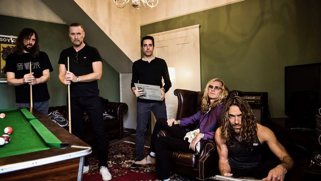 THE SEA WITHIN - Prog Rock Supergroup Featuring Members Of TRANSATLANTIC, PAIN OF SALVATION, THE FLOWER KINGS And More To Release Debut Album