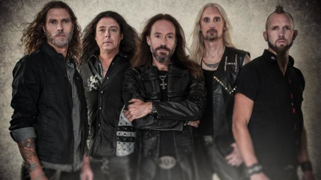 "HAMMERFALL Guitarist OSCAR DRONJAK - ""I Don't Like The Term 'Power ´Metal'; I Think It's Misleading To What HammerFall Is Doing"""