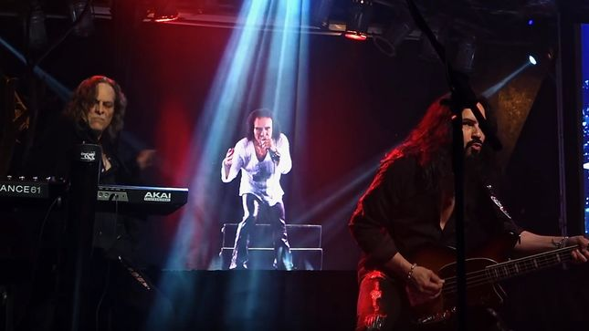 RONNIE JAMES DIO - More Video Footage From Dio Returns: The World Tour  Opener