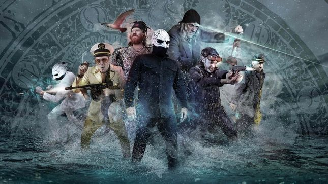 "LEGEND OF THE SEAGULLMEN Featuring Members Of TOOL, MASTODON Stream New Song ""The Fogger"""