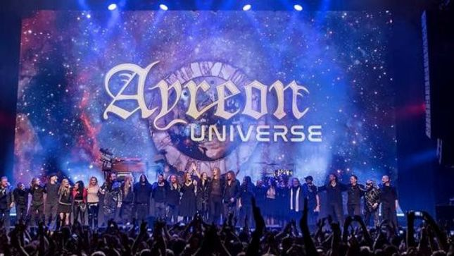 AYREON Universe - Release Date, Cover Art, Preview Trailer Revealed