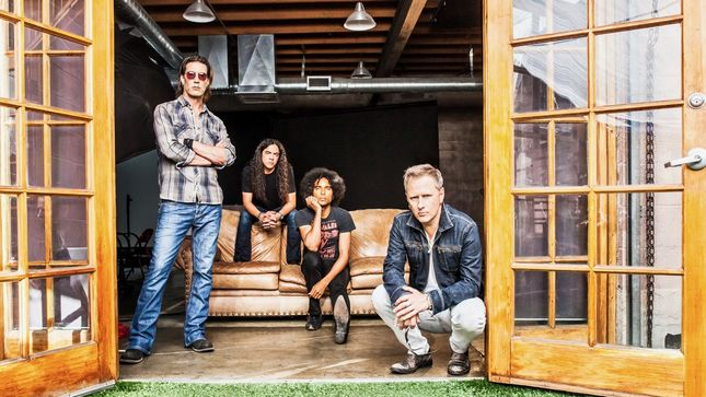 ALICE IN CHAINS Announce Summer Headline Tour; Band Wrapping Up Work On New Album