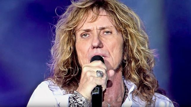"WHITESNAKE Streaming ""Love Ain't No Stranger"" From Upcoming The Purple Tour (Live); Official Video Teaser Posted"