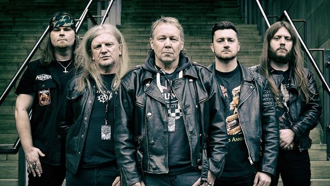 AVENGER – Dissonance Productions To Reissue Classic Albums Blood Sports And Killer Elite