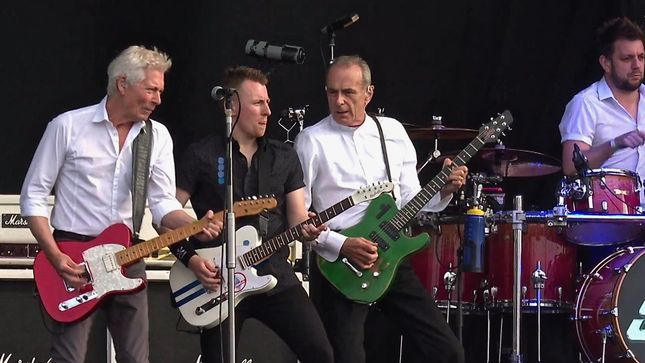 STATUS QUO Live At Wacken Open Air 2017 - Pro-Shot Video Streaming