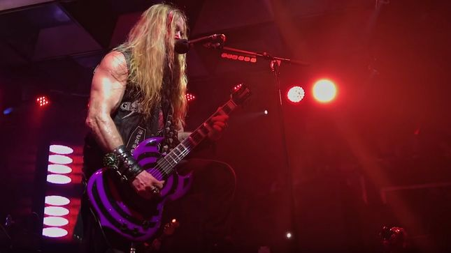 ZAKK WYLDE, EVERY MOTHER'S NIGHTMARE, MICHAEL DES BARRES Interviewed In New Rock Talk Episode; Audio