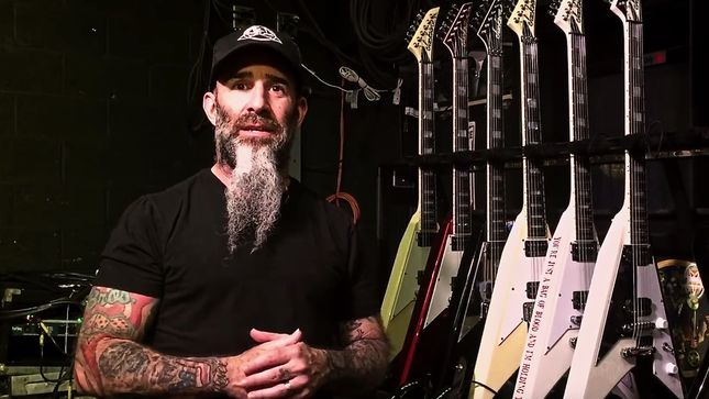"SCOTT IAN - ""There's Never Going To Be Another IRON MAIDEN... There's Never Going To Be Another BLACK SABBATH Or METALLICA Or ANTHRAX"""