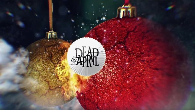 "DEAD BY APRIL Release Metal Christmas Cover ""Marche Militaire""; Audio Streaming"