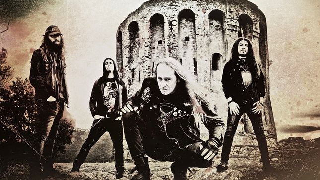 NECRODEATH - The Age Of Dead Christ Album Details Revealed