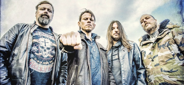 Former AMARANTHE, IN FLAMES Members Launch New Band CYHRA