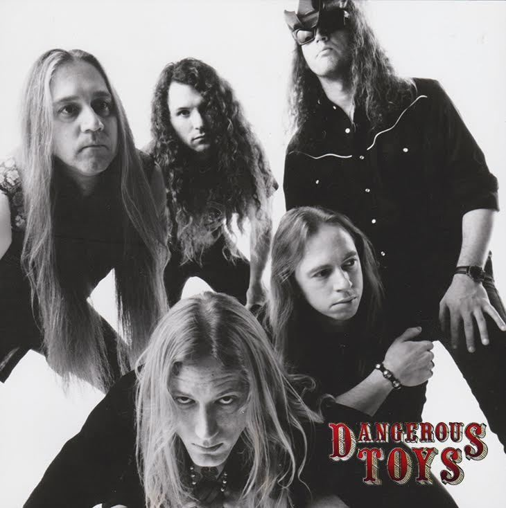 """DANGEROUS TOYS Celebrates """"Dirty Thirty"""" With LP / CD ..."""