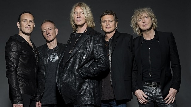 "Exclusive: DEF LEPPARD Unleash Their Inner ""Animal"" From New Live Release"