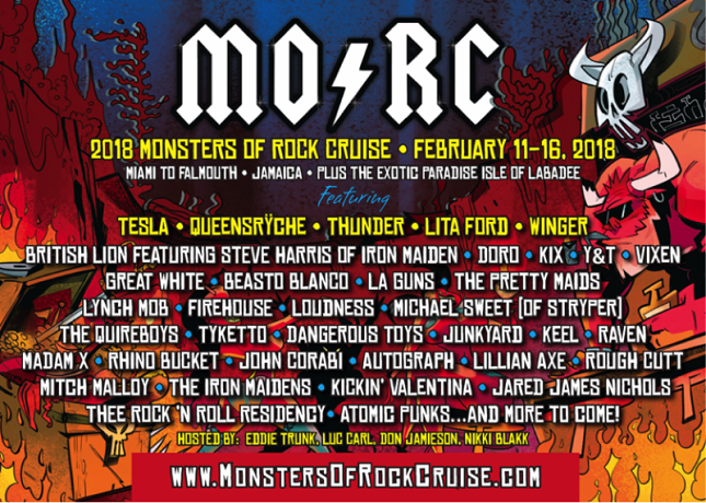 monsters cruise
