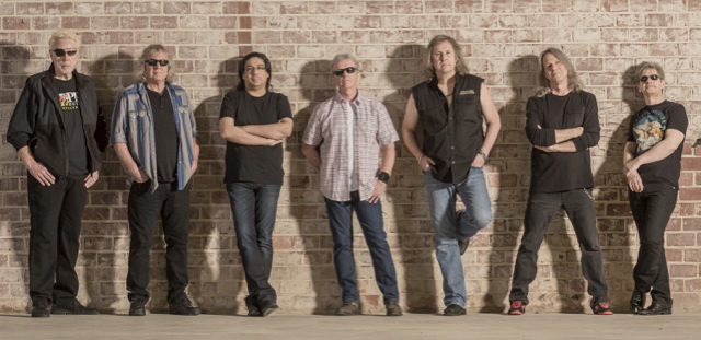 Kansas Premieres New Live Video For Quot Rhythm In The Spirit